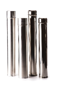 Sterlizing Pipette Cans-Stainless Steel-Round 6199