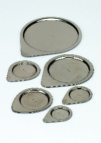 Nickel Crucible Lids 44