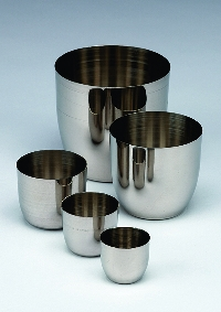 Nickel Crucibles 1